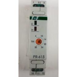 Wideoporadnik - Zabezpieczenie instalacji elektrycznej przed przeciążeniem z wykorzystaniem przekaźnika priorytetowego PR-615