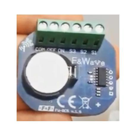 Wideoporadnik - Sterowanie radiowe F&Wave-nadajnik bateryjny FW-RC5
