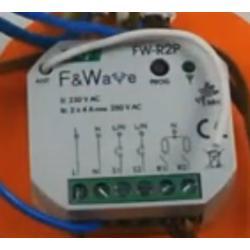 Wideoporadnik -Nowoczesne sterowanie oświetleniem-podwójny przekaźnik bistabilny podtynkowy
