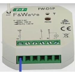 Wideoporadnik -Radiowy system sterowania F&Wave- ściemniacz uniwersalny FW-D1P