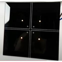 Wideoporadnik -Radiowy system zdalnego sterowania F&Wave - radiowy przycisk dotykowy z funkcją zbliżeniową