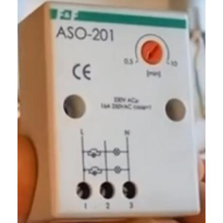 Wideoporadnik -Sterowanie oświetleniem na schodach-automat schodowy ASO- 201