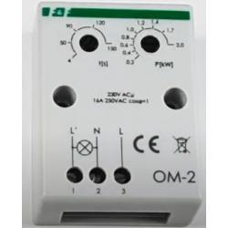 Wideoporadnik -Montaż i praktyczne wykorzystanie ogranicznika mocy OM-2
