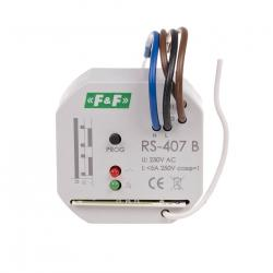 Radio control relay RS-407 B