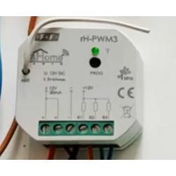 Wideoporadnik - Inteligentny Dom F&Home Radio-zastosowanie sterownika LED rH PWM3