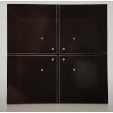 Wideoporadnik - Podłączamy szklany poczwórny włącznik zbliżeniowy GS-4 DC