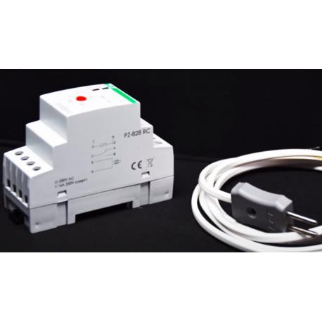 Wideoporadnik - Przekaźnik do kontroli poziomu cieczy PZ-828 RC