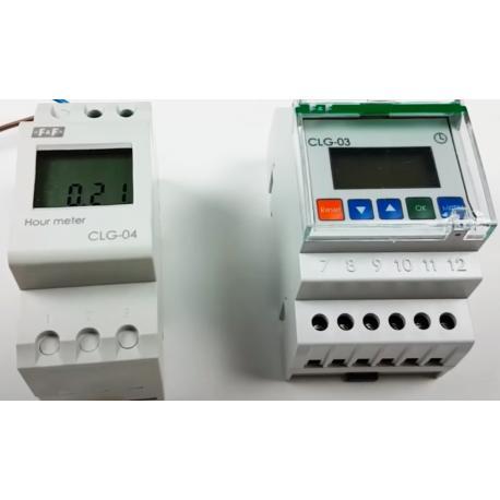 Wideoporadnik - Jak działają liczniki czasu pracy CLG 04 i CLG 03