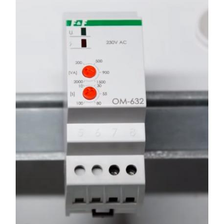 Wideoporadnik - Ogranicznik poboru mocy OM-632