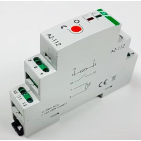 Wideoporadnik - Jak podłączyć czujnik zmierzchu AZ-112 z zewnętrzną sondą