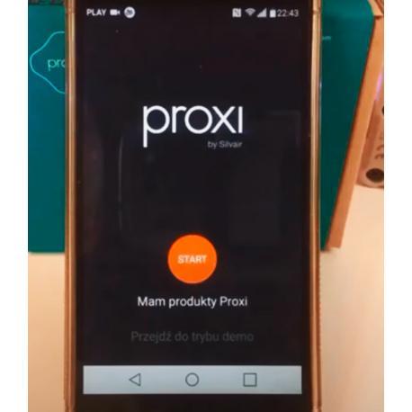 Wideoporadnik - Proxi - system sterowania bluetooth smart
