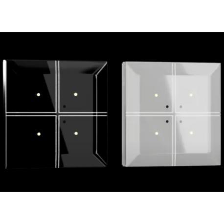Wideoporadnik - Szklane przyciski dotykowe do różnych typów instalacji