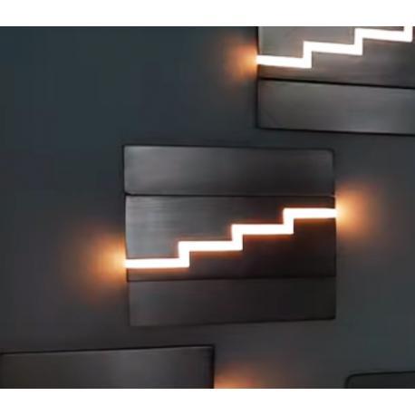 Wideoporadnik - Oprawa schodowa LED ściemnialna, linia MAYA