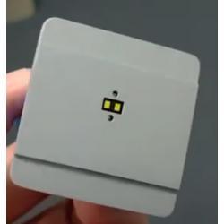 Wideoporadnik - Laserowy czujnik odległości; Czujnik ruchu schodowy
