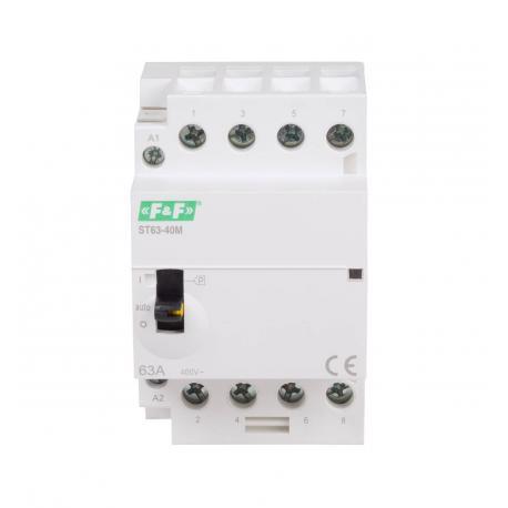 Stycznik modułowy ST63-40-M