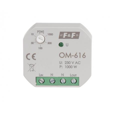 Power consumption limiters OM-616