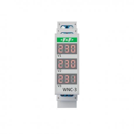 Voltage indicator DMV-3 TrueRMS