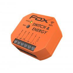 SWITCH & ENERGY przekaźnik WiFi 230 V