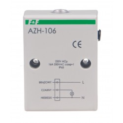 Light dependent relay AZH-106 230 V