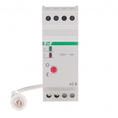 Light dependent relay AZ-B 230 V