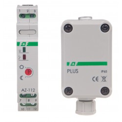 Light dependent relay AZ-112 PLUS 230 V