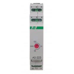 Automat schodowy AS-223 z funkcją przeciwblokady