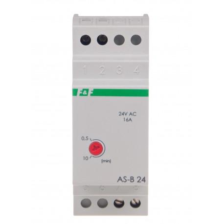 Automatyczny schodowy wyłącznik światła AS-B 24