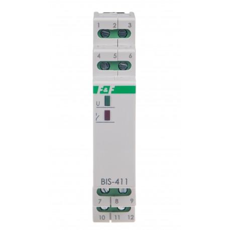Przekaźnik bistabilny BIS-411 2Z 24V