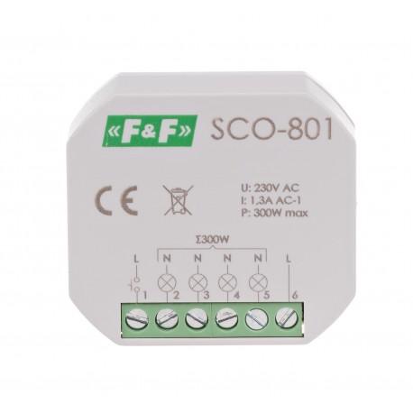 Lighting dimmer SCO-801