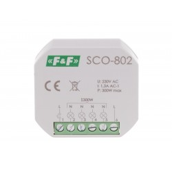 Lighting dimmer SCO-802 230 V