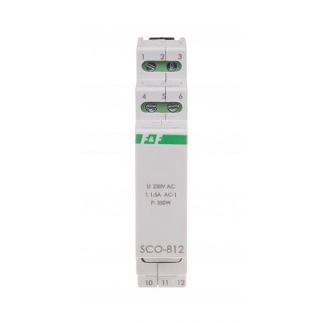 Lighting dimmer SCO-812 230 V