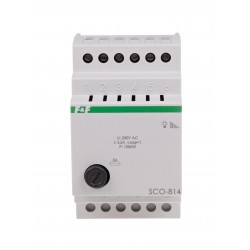 Lighting dimmer SCO-814 230 V