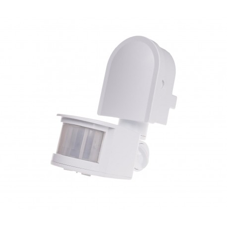 Infrared motion sensor DR-05 W white
