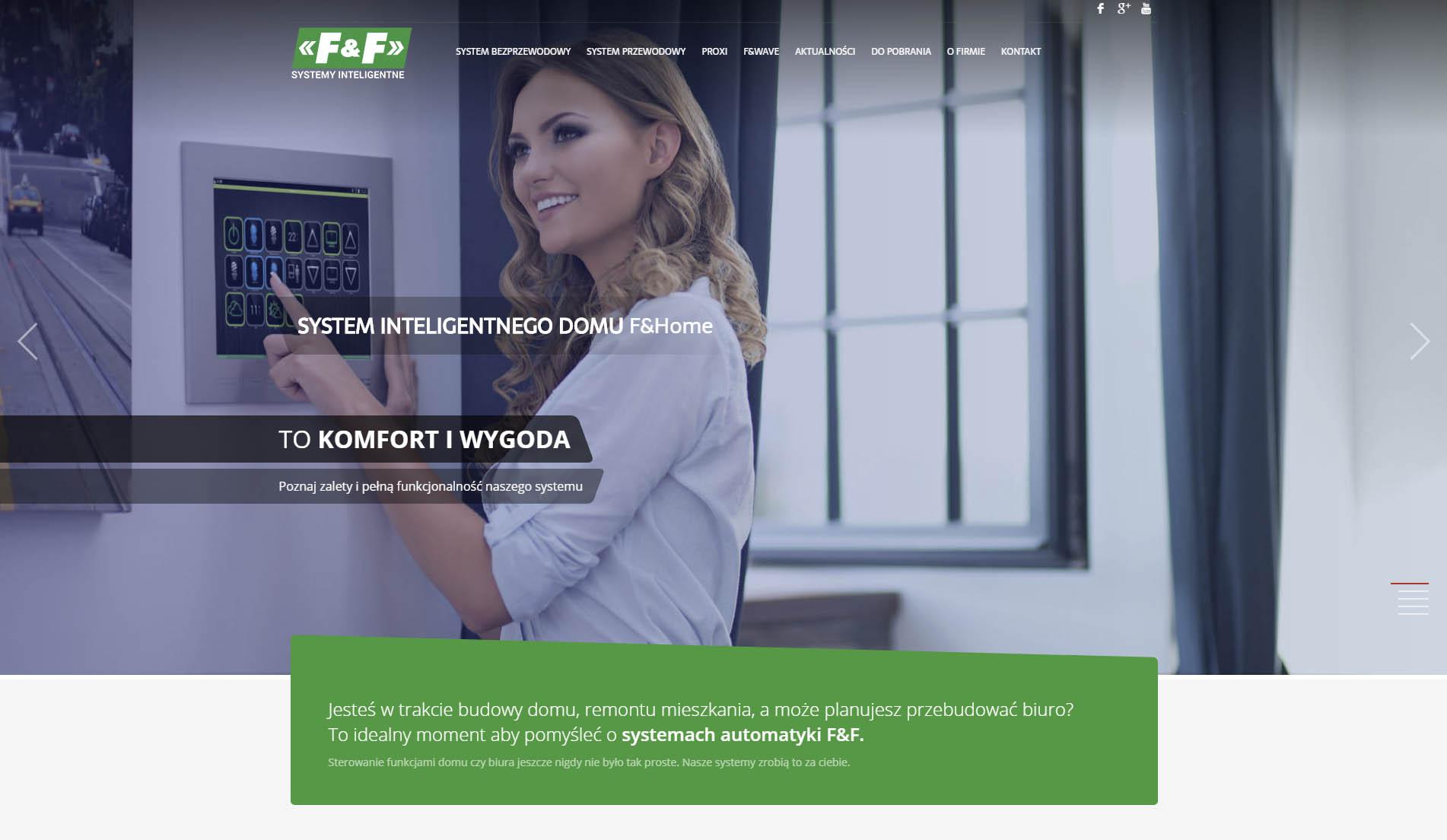 Strona F&Home