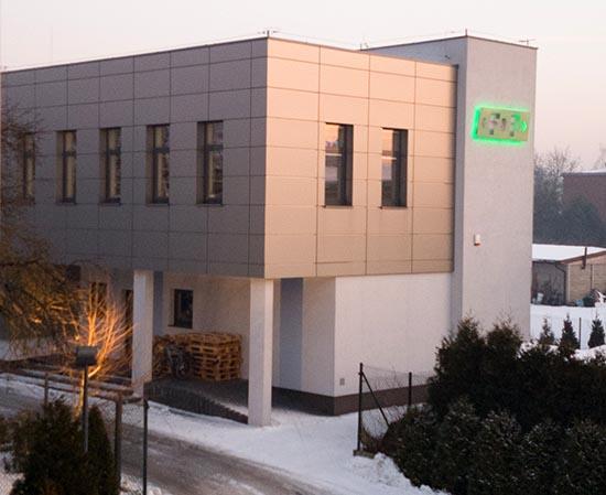 Powstaje nowy budynek produkcyjny
