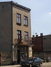 Pierwsza siedziba firmy