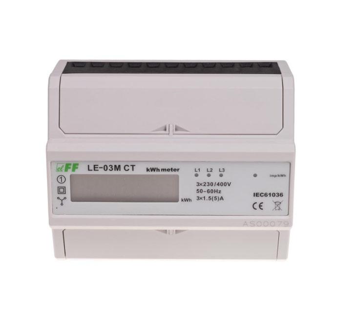 Licznik zużycia energii LE-03M CT