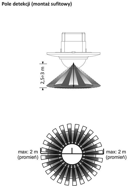 Czujnik ruchu DR-08