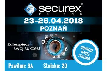 Targi Securex Poland 2018